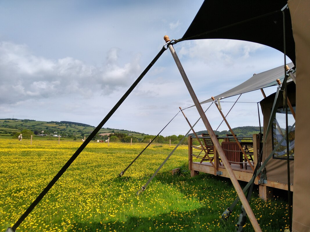 Middle Stone Farm - Luxury Glamping on the Devon Somerset